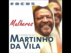 Mulheres - Martinho da Vila (Oficial)