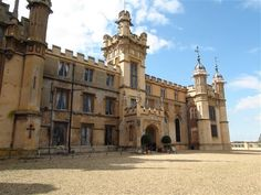 Knebworth House, Hertfordshire.