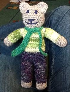 Ravelry: Mother Bear Seamless Crochet by Amy Berman Hand Knitting, Knitting Patterns, Crochet Patterns, Knitting Projects, Sewing Projects, Mother Bears, Red Felt, Knit Or Crochet, Softies