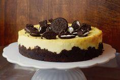 Dieser Oreo-Cheesecake mit Pfirsichen sieht nicht nur fantastisch aus, er schmeckt auch einfach göttlich. Hier geht es zum Rezept für den Thermomix®