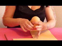 TALLER DE FOFUCHAS Como hacer muñecas de gomaeva FOFUCHAS