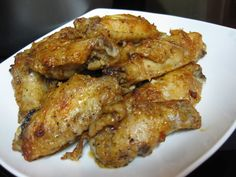 IEATTHEWORLD: lemon pepper garlic parmesan chicken wings