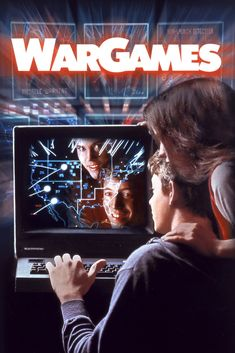 War Games: The 1983 Matthew Broderick movie that spooked President Reagan Teen Movies, Movie Tv, Matthew Broderick Movies, Mona Lisa Overdrive, Dabney Coleman, Film 2017, William Gibson, John Wood, Movies Playing