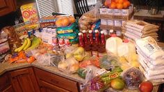 Deals to meals blog has great info on stocking up on food products when they go on sale. She even gives store names and prices so you don't have to do the work.