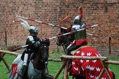 Medieval Knights – Jousting