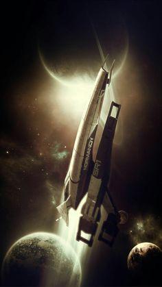 Untitled #spaceship