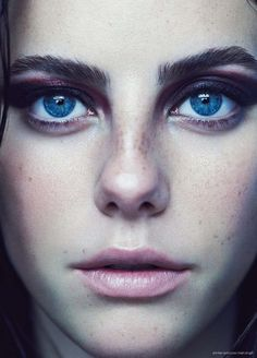 Kaya Scodelario by Jason Hetherington