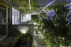 Galeria de Pérgolas Vegetalizadas / Cong Sinh Architects - 9