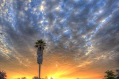 Orcutt sunset By Aaron Regez