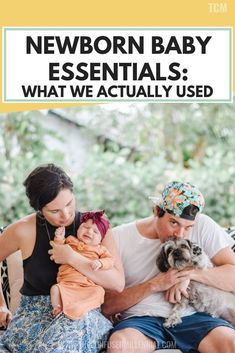 60e787af2b3 Newborn Baby Essentials  What We Actually Used From Our Baby Registry  Checklist