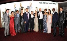 Fast & Furious 6 - All Roads Leads To Us Premiere - (l-r) Luke Evans, Michelle Rodriguez, Chris 'Ludacris' Bridges, Gal Gadot, Paul Walker, Justin Lin, producer, Elsa Pataky, Vin Diesel, Gina Carano, Jordana Brewster, Tyrese Gibson, and Sung Hang.