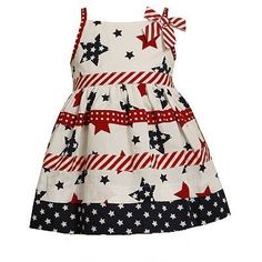 Bonnie Baby Baby Girls Stars & Stripes 4th of July Dress, White, 3T Jessican Ann,http://www.amazon.com/dp/B00CQ7EE84/ref=cm_sw_r_pi_dp_OZNOrb5B3D2747B1
