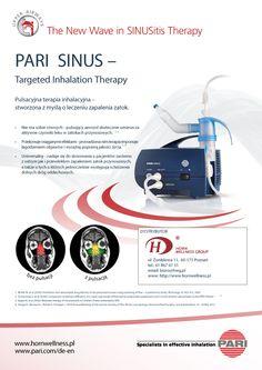 Wyniki leczenia pacjentów z zapaleniem zatok inhalatorem PARI SINUS - analiza terapii u 81 pacjentów