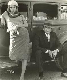 Warren Beatty & Faye Dunaway