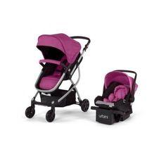 Urbini Omni 3-in-1 Baby Travel System. Modern, Versatile, Affordable ...
