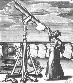thomas-digges-and-telescope