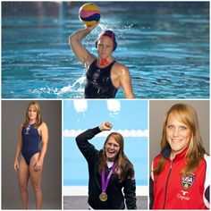 2/15/13 Fun Fact: Heather Petri has competed in four different Olympic Games and has a medal from each - 2012 being GOLD! She was also a founding member of the first female water polo team at Miramonte High School (Orinda, CA) after playing on the boy's team. What an inspiration! #usawp #usawaterpolo #teamusa #ff #funfact #funfactfriday #olympian #miramonte #heatherpetri