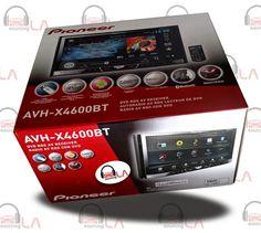 "Sourcing-LA: PIONEER AVH-X4600BT 7"" DVD CD USB CD INDASH CAR AU..."
