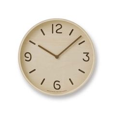 Lemnos clock - natural