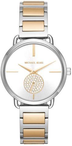 819ca4807c7 Women s Michael Kors Portia Round Bracelet Watch