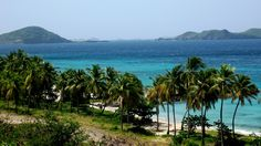 Grenadine Islands as Seen From Bequia : Island Secrets: St. Vincent and the Grenadines : TravelChannel.com