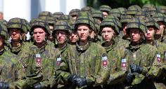 Finnish army A new report issued by the Finnish government finds that joining NATO would not be in the country's security interests following a public opinion poll showing only 22% of voters want Finland to accede to the Western military alliance.  Read more: http://sputniknews.com/military/20160430/1038870724/finland-nato-washington-russia-kremlin.html#ixzz47JgOQtvs