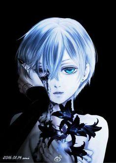 Ciel phantomhive / kuroshitsuji