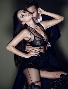 Adriana Lima & Marc Jacobs - 2015