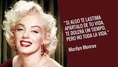 Un 1 de junio nació Marilyn Monroe, la mujer que dejó una huella imborrable en Hollywood y en la historia. Una dama que logró vivir para siempre a pesar de su muerte.