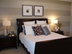 ▷ 25 Dekoration Ideen für die Wand hinter dem Bettkopfteil