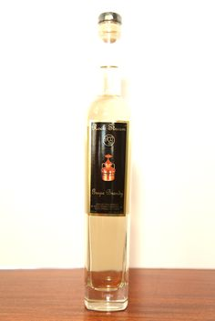 This smooth Grape Brandy is made from distilled wine and oak-aged for color and flavor.  Contains 40% alcohol