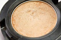 mac ricepaper eyeshadow: gorgeous sheen, natural finish, perfect eye brightener!