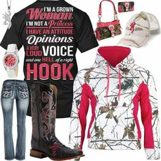 I'm A Grown Woman Snow Camo Pink Hoodie Outfit - Real Country Ladies - button . - - Source by BarbieLechuh outfit women Country Style Outfits, Country Girl Style, Country Fashion, My Style, Cute Country Clothes, Camo Outfits, Cowgirl Outfits, Western Outfits, Fashion Outfits