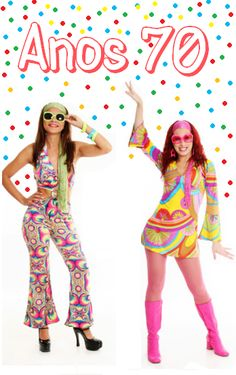 Womens Ladies 60s 70s Retron Hippie Hippy Groovy Fancy Dress