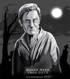 Acting Legend Roger Rees Dies Gravestone