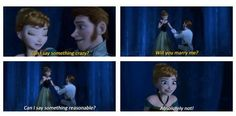 What Anna should have really said...