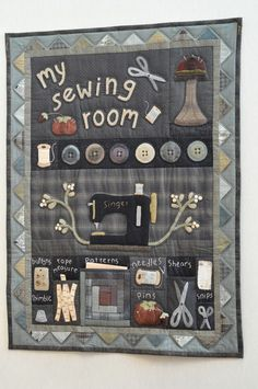 For your sewing room