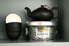 tea set KUSUMI TEA zen