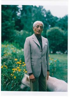Happy Birthday to the Great Thinker, to the Timeless and Compassionate Jiddue   Krishnamurti!