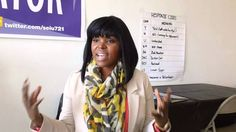 Aja Brown (Mayor of Compton, California, youngest mayor of all time) born in Compton or Altadena, California, USA on April 17, 1982 - Capricorn past Moon