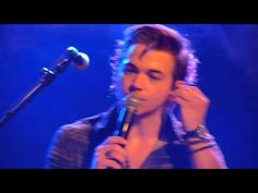 Hunter Hayes - Wanted - Manchester - YouTube. HIS HAIR IN THIS!!