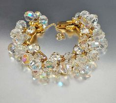 Hey, I found this really awesome Etsy listing at https://www.etsy.com/listing/233334098/vintage-juliana-bracelet-delizza-and