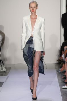 Altuzarra Spring 2014 Ready-to-Wear Fashion Show - Irene Hiemstra