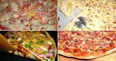 Vyberte si z týchto skvelých receptov na pizza cesto. Môžete si pripraviť napríklad tuniakové, jogurtové, brokolicové alebo mrkvovo-zelerové cesto. Upečte si zdravšiu variantu tejto obľúbenej pochúťky Hawaiian Pizza, Mashed Potatoes, Cheesecake, Ethnic Recipes, Food, Hampers, Whipped Potatoes, Cheesecake Cake, Cheesecakes