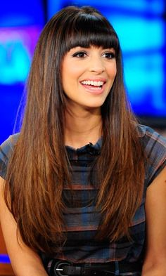 New Girl's Hannah Simone Shows Off Her Gorgeous Locks | Look