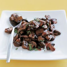 The earthy flavor of mushrooms is a delicious addition to the dinner table.