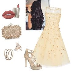 Haley's Yule Ball outfit