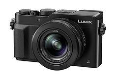 Panasonic Lumix Compact Point and Shoot Digital Camera with Optical Zoom - Black Leica, Shooting Camera, Gadget Magazine, Pocket Camera, Off Camera Flash, Small Camera, Dmc, Fujifilm Instax Mini, Digital Cameras