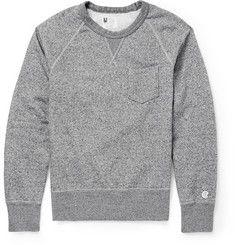 Todd SnyderChampion Fleece-Back Cotton-Jersey Sweatshirt