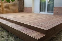 Terrasse bois exotique cumaru Lagny Sur Marne, Terrace, Woodworking, Patio, Outdoor Decor, Home Decor, Gardens, Pergola Ideas, Home